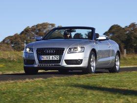 Ver foto 12 de Audi A5 2.0T Cabriolet Australia 2009
