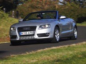 Ver foto 11 de Audi A5 2.0T Cabriolet Australia 2009