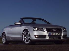 Ver foto 8 de Audi A5 2.0T Cabriolet Australia 2009
