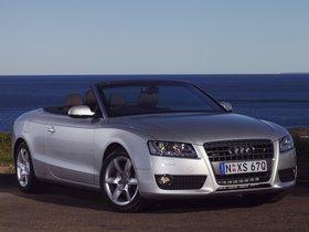 Ver foto 7 de Audi A5 2.0T Cabriolet Australia 2009