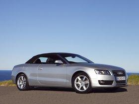 Ver foto 6 de Audi A5 2.0T Cabriolet Australia 2009