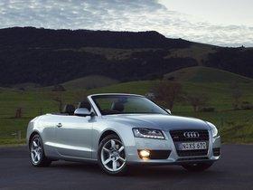 Ver foto 5 de Audi A5 2.0T Cabriolet Australia 2009