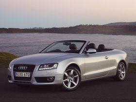 Ver foto 4 de Audi A5 2.0T Cabriolet Australia 2009