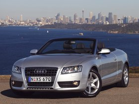 Ver foto 3 de Audi A5 2.0T Cabriolet Australia 2009