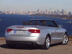 Ver foto 2 de Audi A5 2.0T Cabriolet Australia 2009