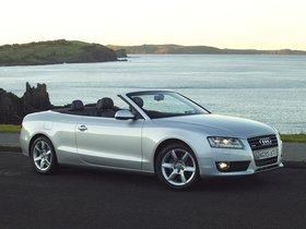 Fotos de Audi A5 2.0T Cabriolet Australia 2009
