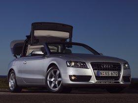 Ver foto 18 de Audi A5 2.0T Cabriolet Australia 2009