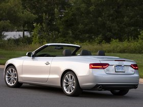 Ver foto 7 de Audi A5 2.0T Cabriolet USA 2012