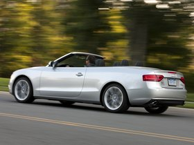 Ver foto 2 de Audi A5 2.0T Cabriolet USA 2012