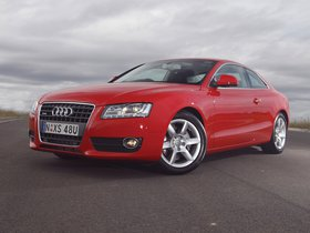 Ver foto 10 de Audi A5 2.0T Quattro Coupe Australia 2008