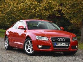 Ver foto 6 de Audi A5 2.0T Quattro Coupe Australia 2008