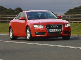 Ver foto 4 de Audi A5 2.0T Quattro Coupe Australia 2008