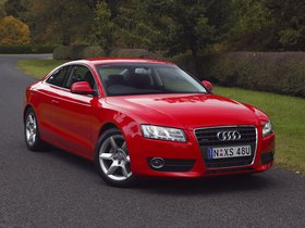 Ver foto 1 de Audi A5 2.0T Quattro Coupe Australia 2008