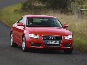 Ver foto 20 de Audi A5 2.0T Quattro Coupe Australia 2008