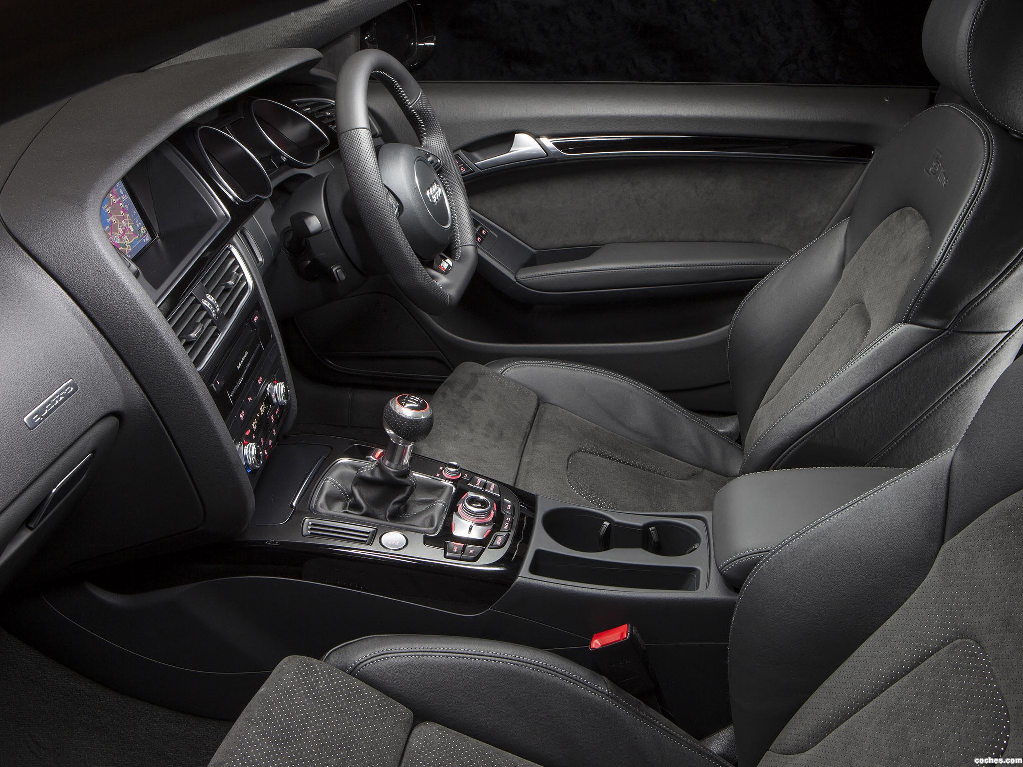 Foto 7 de Audi A5 2.0T Quattro S-Line Competition Coupe Australia 2012