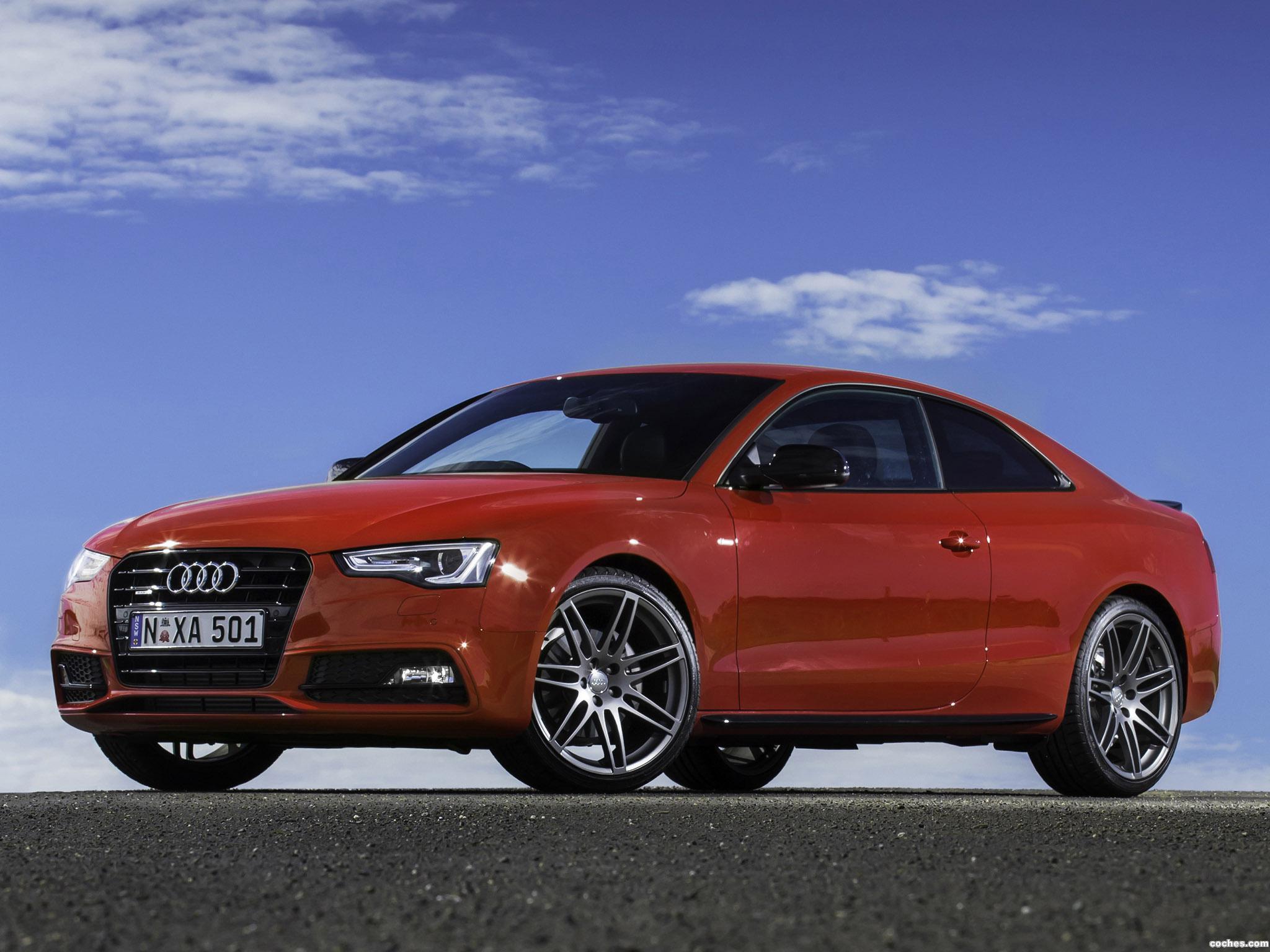 Foto 5 de Audi A5 2.0T Quattro S-Line Competition Coupe Australia 2012