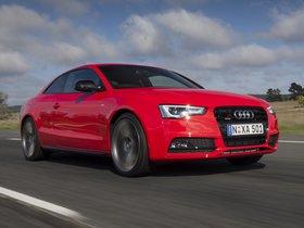 Ver foto 4 de Audi A5 2.0T Quattro S-Line Competition Coupe Australia 2012