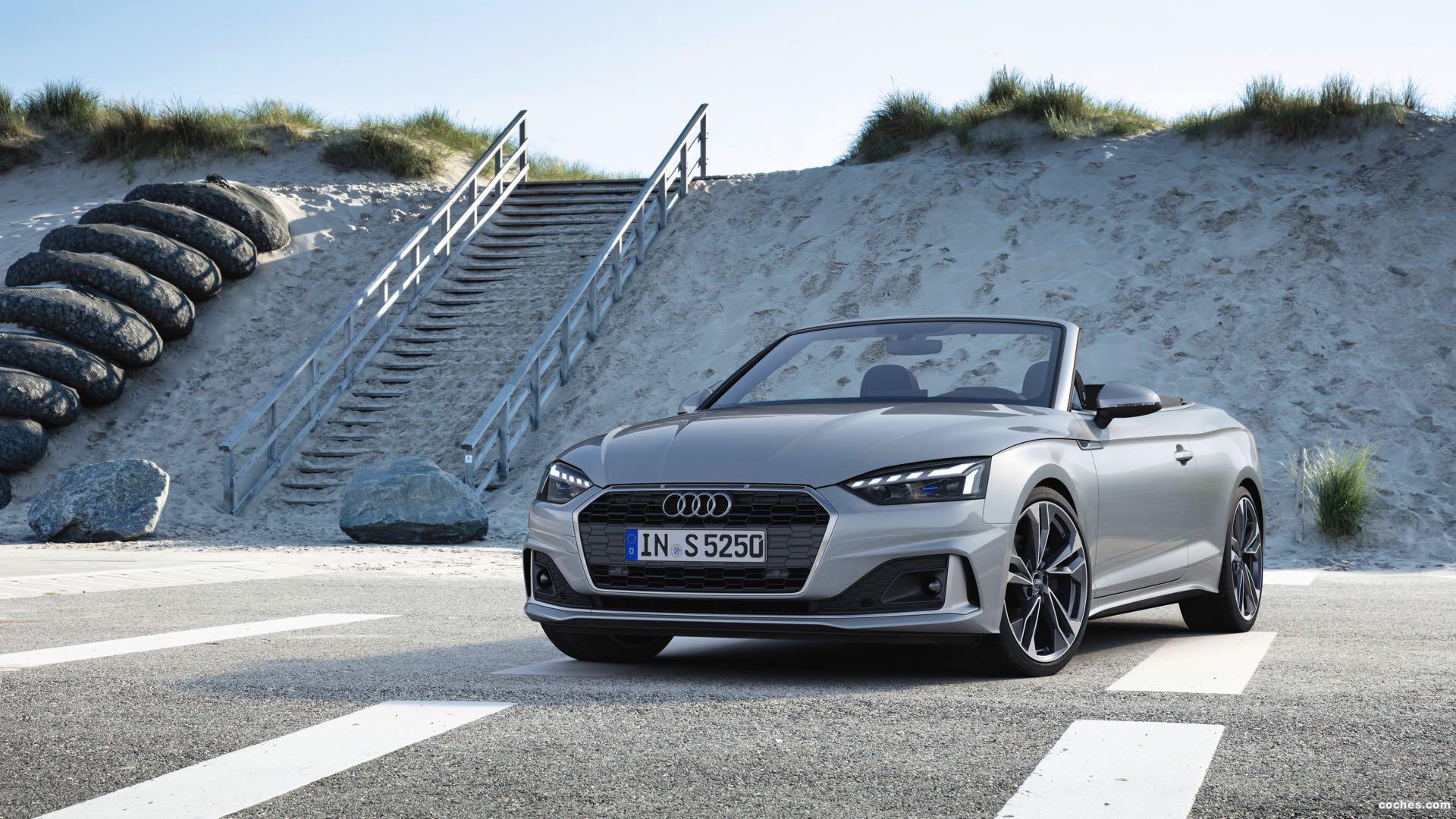 Foto 2 de Audi A5 Cabrio 40 TFSI 2019
