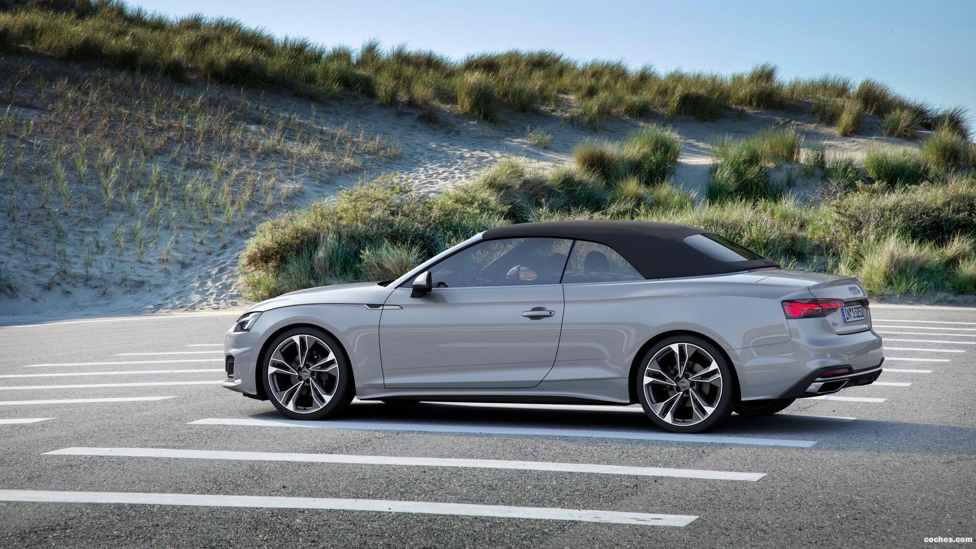 Foto 0 de Audi A5 Cabrio 40 TFSI 2019