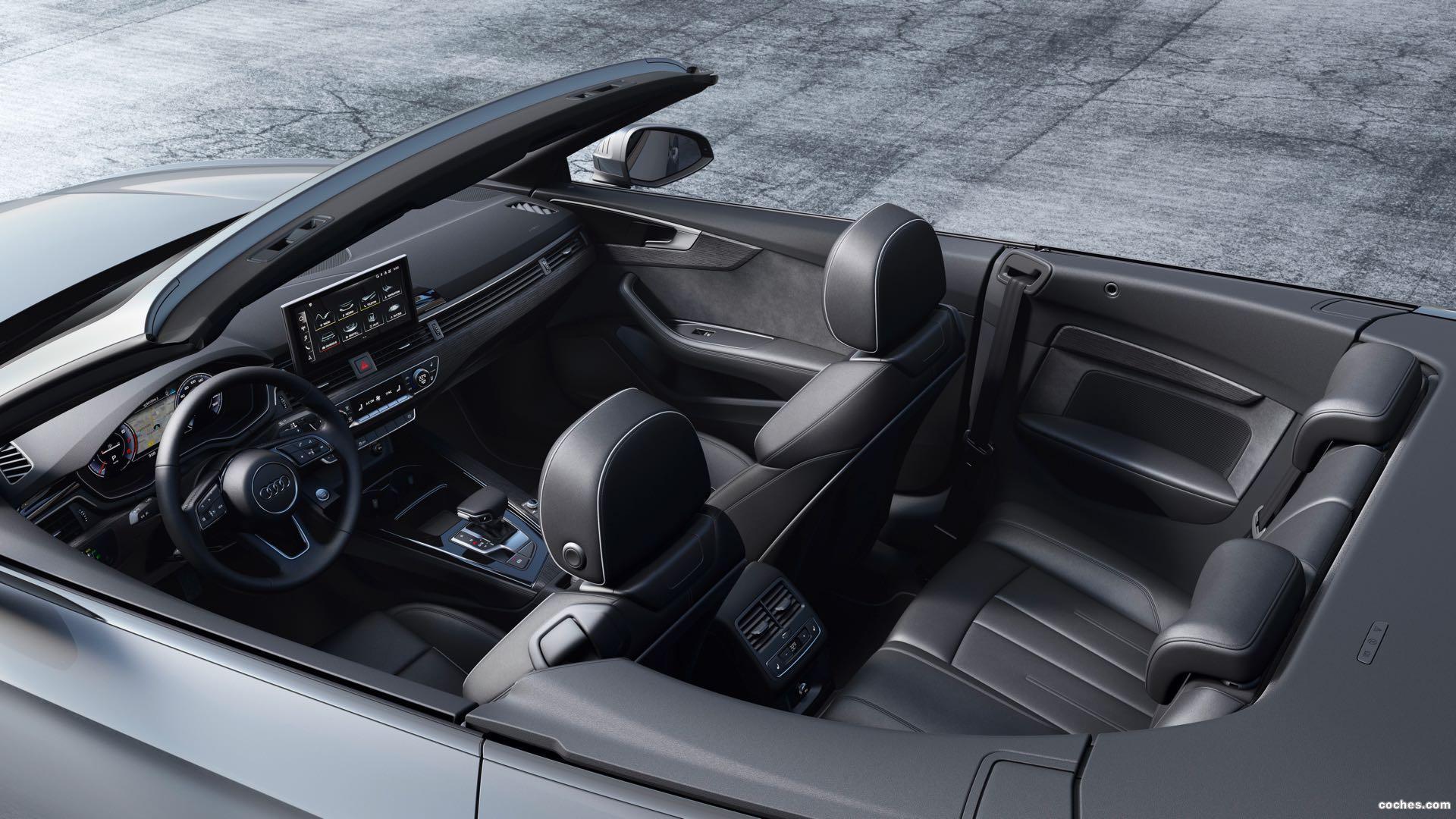 Foto 16 de Audi A5 Cabrio 40 TFSI 2019