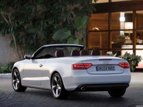 Ver foto 12 de Audi A5 Cabriolet 2009