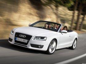 Ver foto 10 de Audi A5 Cabriolet 2009