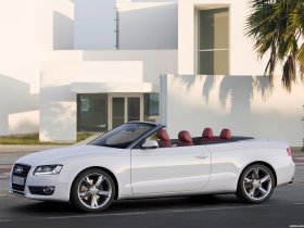 Ver foto 3 de Audi A5 Cabriolet 2009