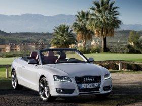 Ver foto 1 de Audi A5 Cabriolet 2009