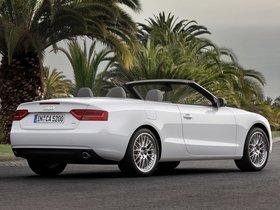 Ver foto 2 de Audi A5 Cabriolet 2011