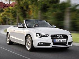 Ver foto 3 de Audi A5 Cabriolet 2011