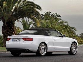 Ver foto 12 de Audi A5 Cabriolet 2011