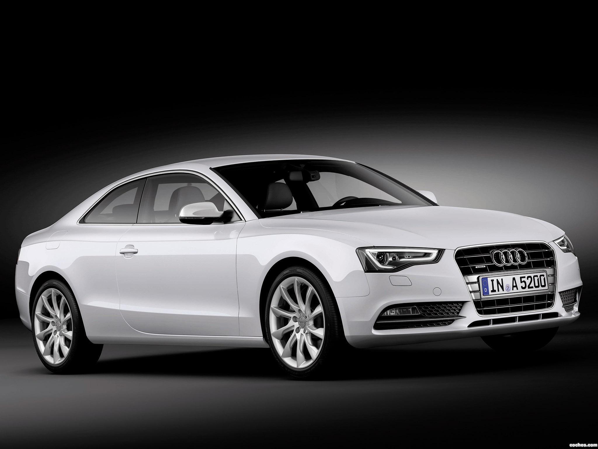 Foto 0 de Audi A5 Coupe 2011