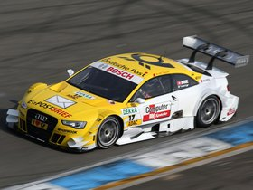 Ver foto 12 de Audi A5 Coupe DTM 2012