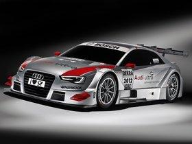 Fotos de Audi A5 DTM Coupe 2012