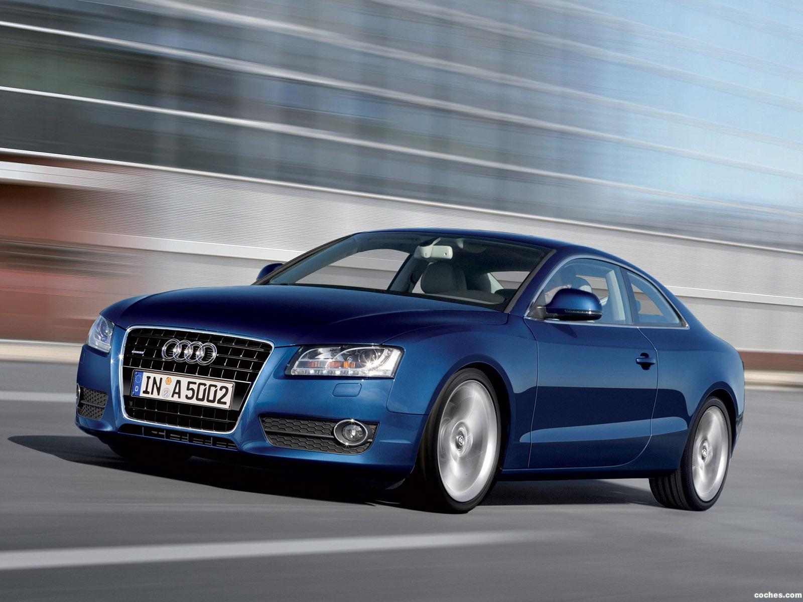 Foto 0 de Audi A5 Quattro 2007