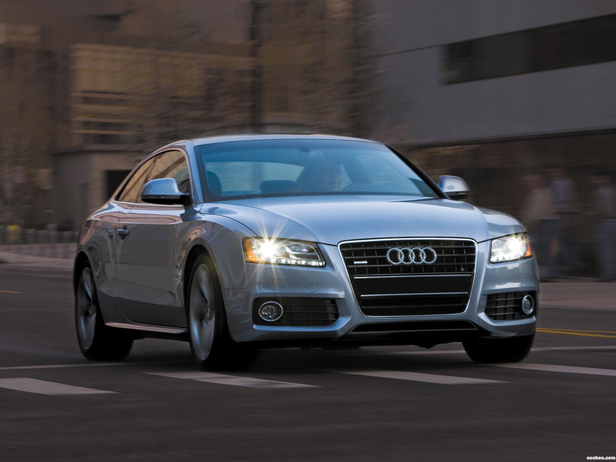 Foto 0 de Audi A5 S-Line USA 2008