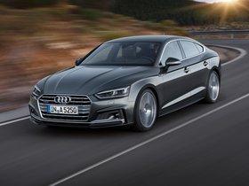 Fotos de Audi A5 Sportback