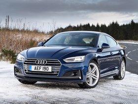 Ver foto 11 de Audi A5 Sportback 2.0 TDI S Line UK 2017