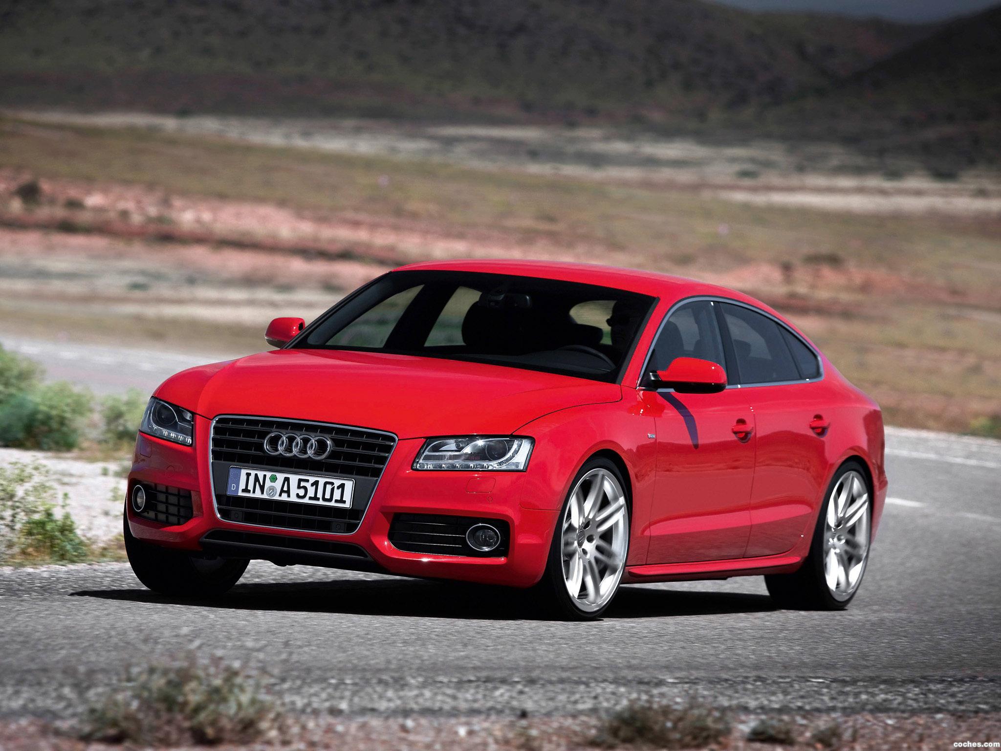 Foto 0 de Audi A5 Sportback 2.0 TFSI S-Line 2009