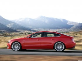 Ver foto 11 de Audi A5 Sportback 2.0 TFSI S-Line 2009