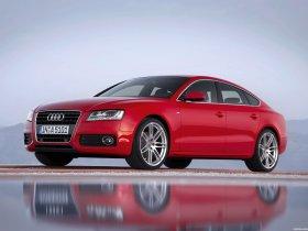 Ver foto 10 de Audi A5 Sportback 2.0 TFSI S-Line 2009