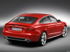 Ver foto 4 de Audi A5 Sportback 2.0 TFSI S-Line 2009