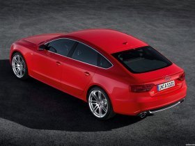 Ver foto 3 de Audi A5 Sportback 2.0 TFSI S-Line 2009