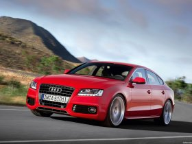 Ver foto 12 de Audi A5 Sportback 2.0 TFSI S-Line 2009