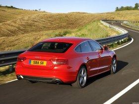 Ver foto 4 de Audi A5 Sportback 2.0T S-Line UK 2009