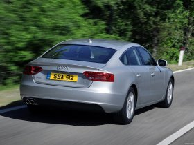 Ver foto 3 de Audi A5 Sportback 2.0T S-Line UK 2009
