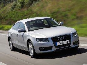 Ver foto 2 de Audi A5 Sportback 2.0T S-Line UK 2009