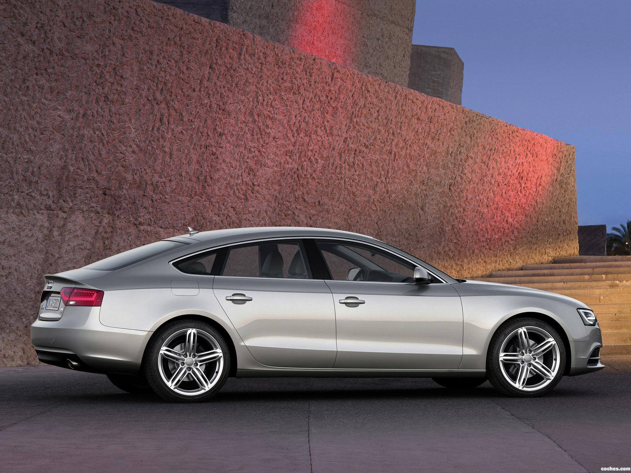 Foto 9 de Audi A5 Sportback 2011
