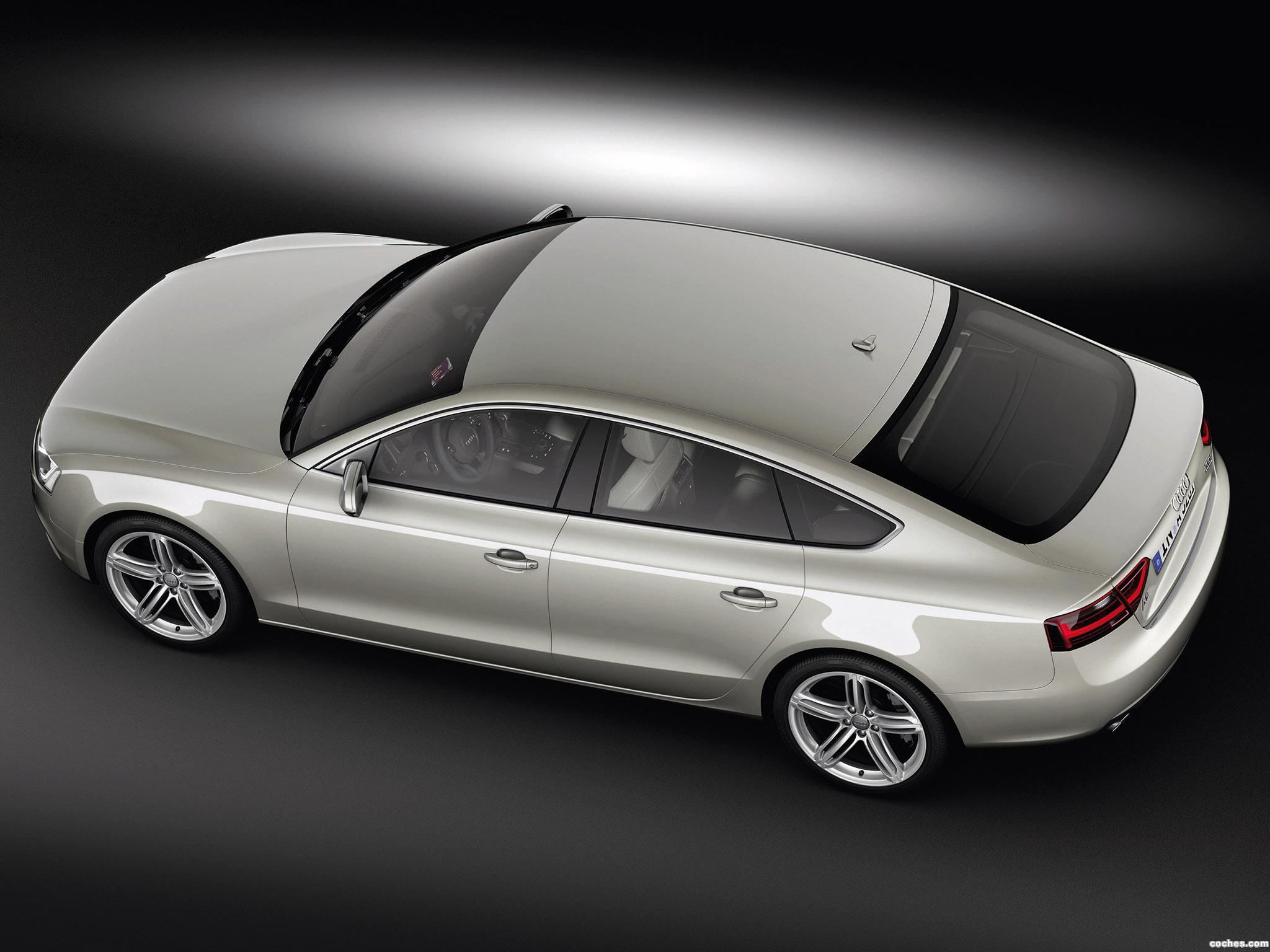 Foto 8 de Audi A5 Sportback 2011