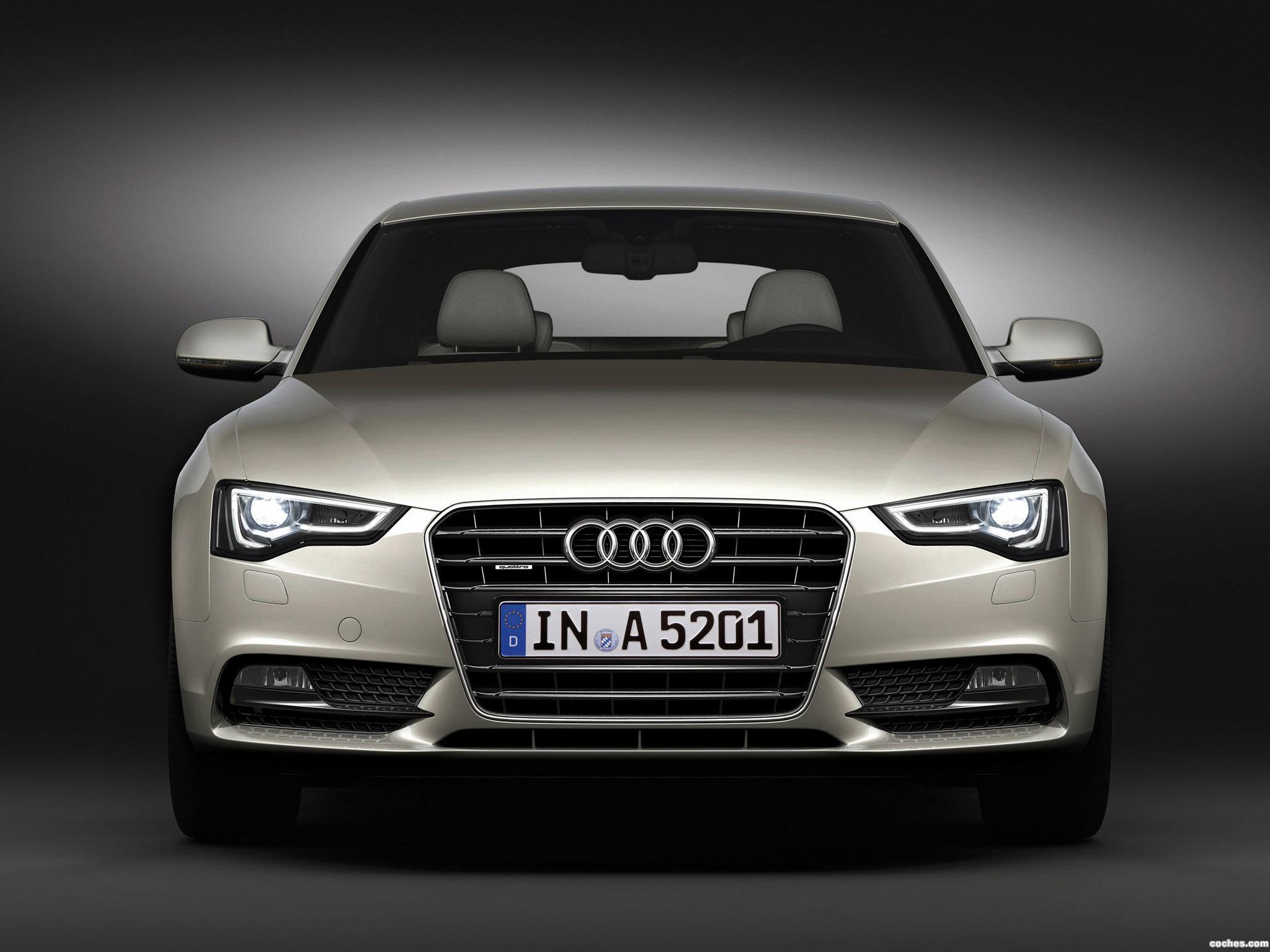 Foto 4 de Audi A5 Sportback 2011